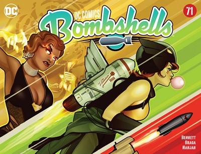 DC Comics – Bombshells #71 (2016)