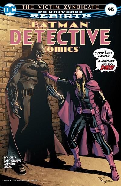 Detective Comics #945 (2016)