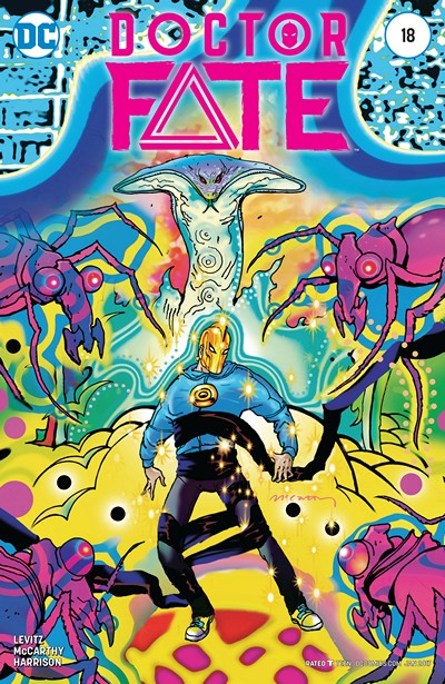 Doctor Fate #18 (2016)