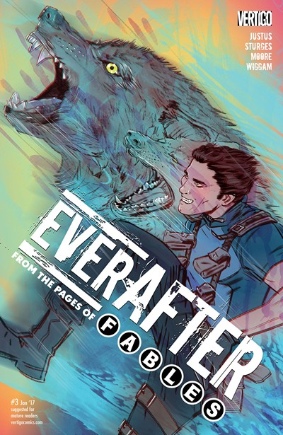 Everafter #3 (2016)