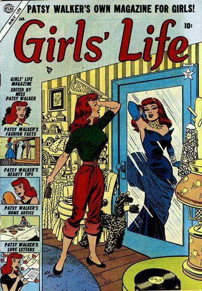 Girls' Life #1 – 6 (1954)