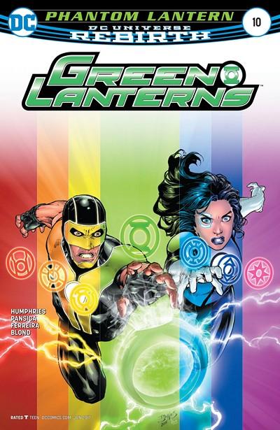 Green Lanterns #10 (2016)