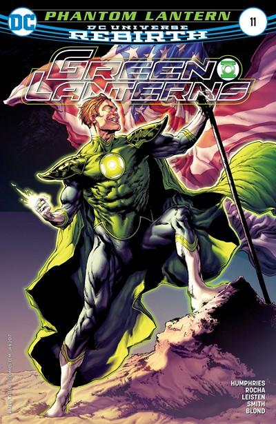 Green Lanterns #11 (2016)