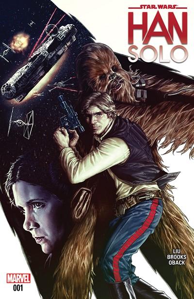 Han Solo #1 – 5 (2016)