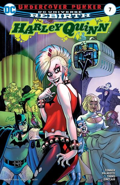 Harley Quinn #7 (2016)