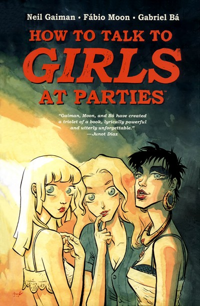 How to Talk to Girls at Parties (Dark Horse) (2016)