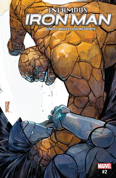 Infamous Iron Man #2 (2016)