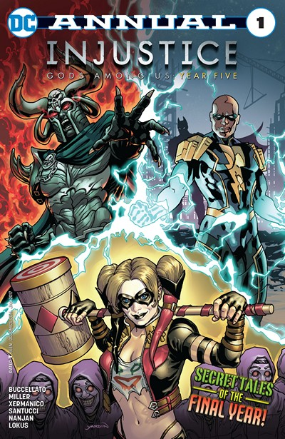 Injustice – Gods Among Us – Year Five Annual #1 (2016)