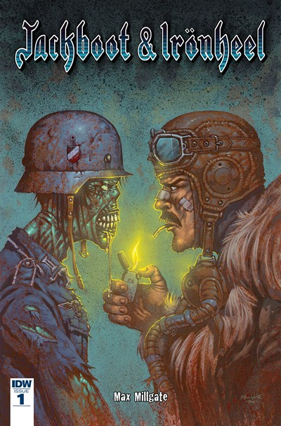 Jackboot & Ironheel #1 – 4 (2016)