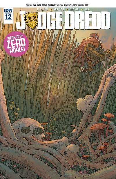 Judge Dredd #12 (2016)