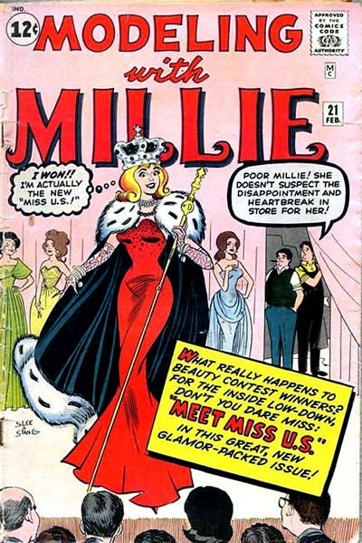 Modeling With Millie #21 – 54 (1963-1967)