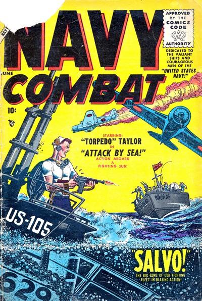Navy Combat #1 – 20 (1959)