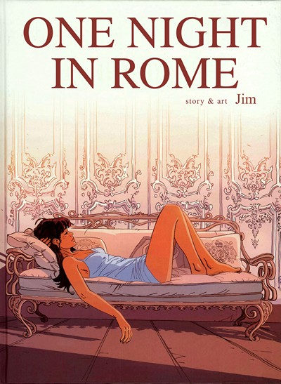 One Night in Rome – Book 1 – 2 (2012-2013)