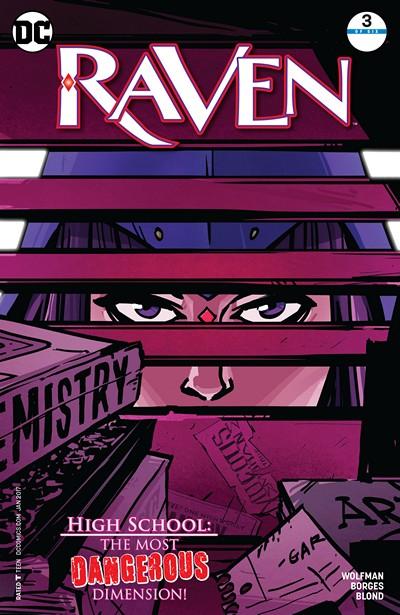 Raven #3 (2016)