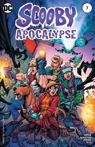 Scooby Apocalypse #7 (2016)