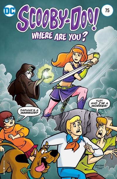 Scooby-Doo – Where Are You #75 (2016)