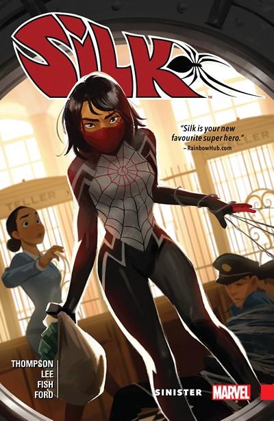 Silk Vol. 1 – Sinister (TPB) (2016)
