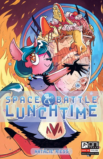 Space Battle Lunchtime #6 (2016)