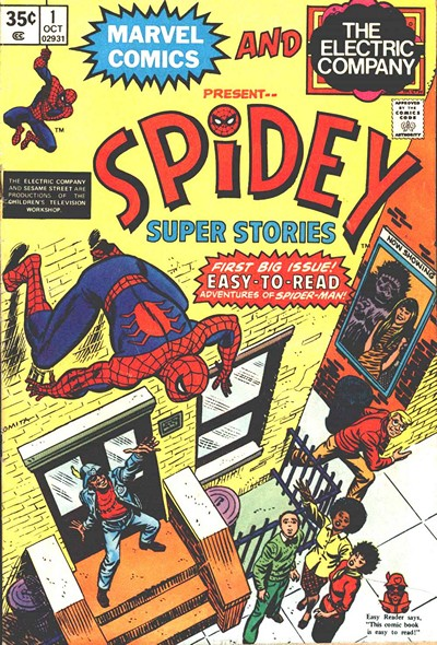 Spidey Super Stories #1 – 57 (1974)