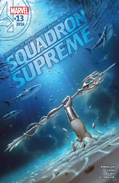 Squadron Supreme #13 (2016)