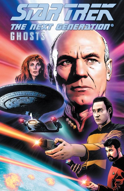 Star Trek – The Next Generation – Ghosts (2010)