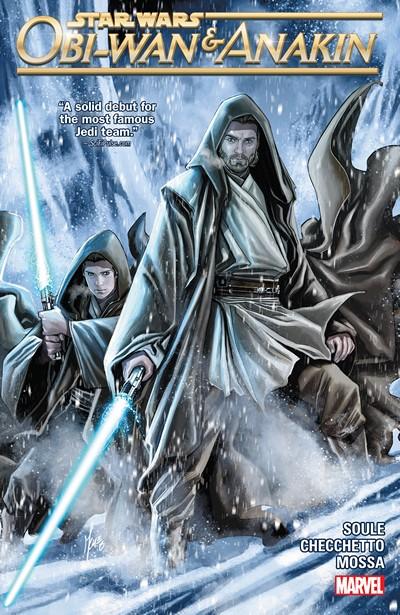Star Wars – Obi-Wan and Anakin (TPB)(2016)