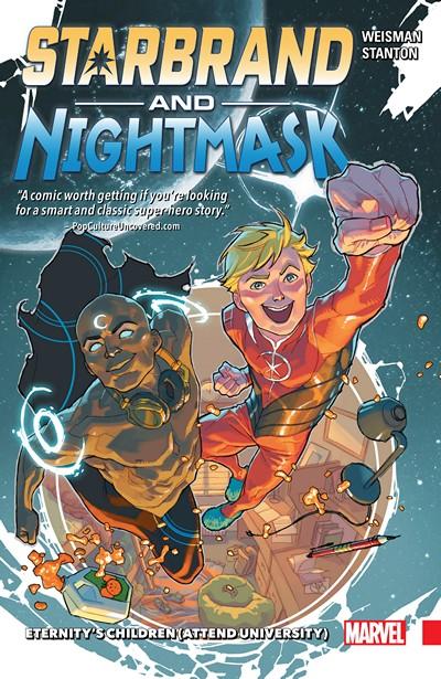 Starbrand & Nightmask – Eternity's Children (Attend University) (2016)