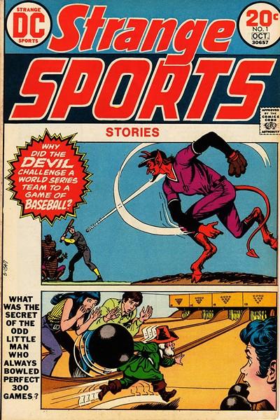 Strange Sports Stories #1 – 6 (1973-1974)