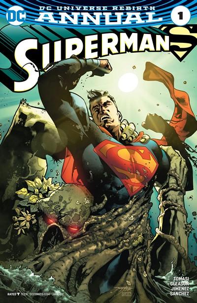 Superman Annual #1 (2017)