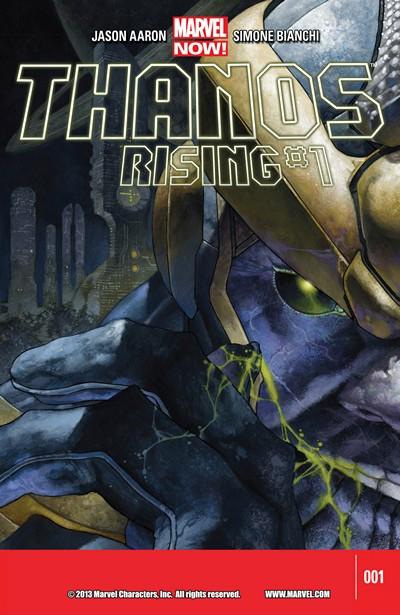 Thanos Rising #1 – 5 (2013)