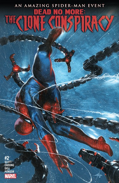 The Clone Conspiracy #2 (2016)