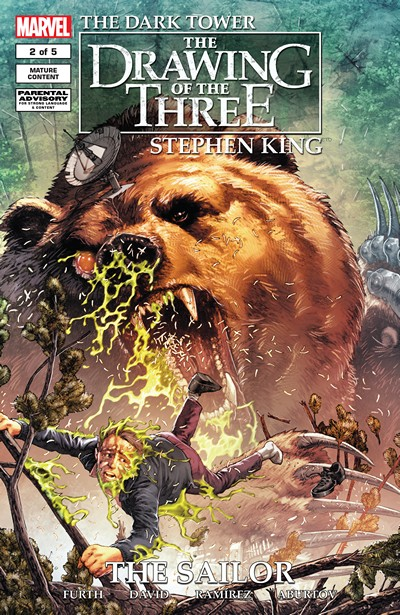 The Dark Tower – The Drawing of the Three – The Sailor #2 (2016)