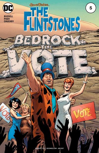 The Flintstones #5 (2017)