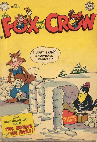 The Fox and the Crow #1 – 108 (1952-1968)