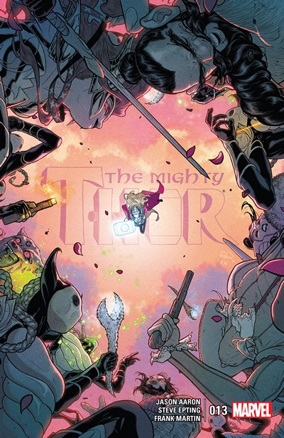 The Mighty Thor #13 (2016)