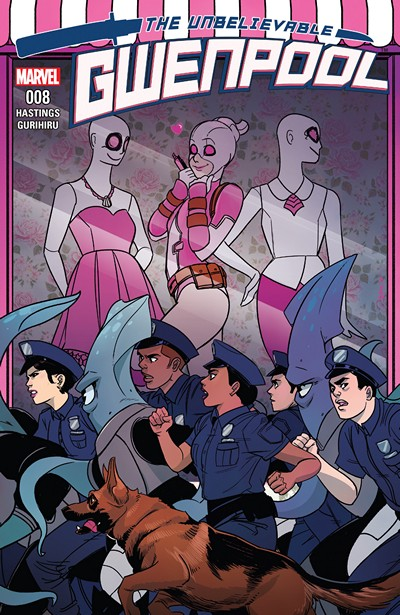 The Unbelievable Gwenpool #8 (2016)