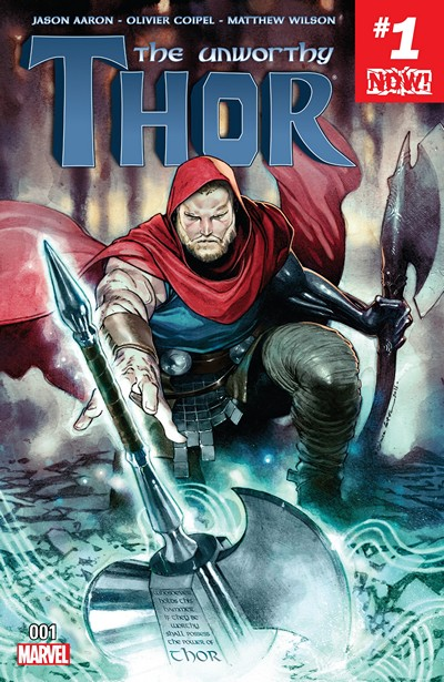 The Unworthy Thor #1 (2016)