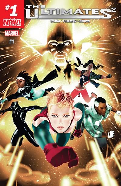 Ultimates 2 #1 – 9 + 100 (2017)