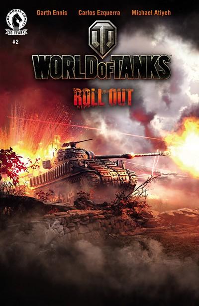World of Tanks #2 (2016)