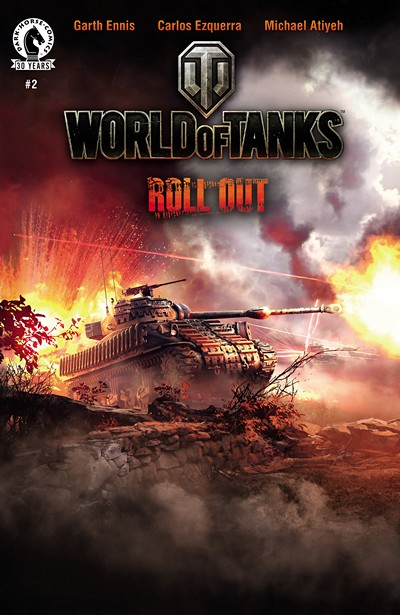 World of Tanks #2 (2016)