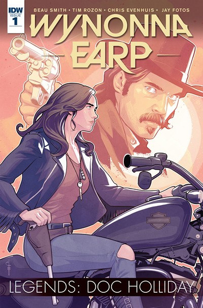 Wynonna Earp Legends – Doc Holliday #1 (2016)
