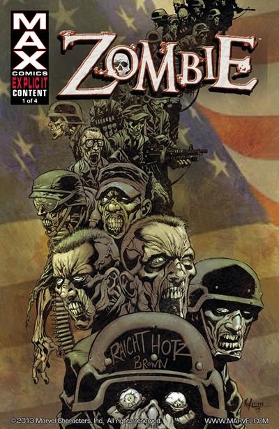 Zombie #1 – 4 (2006-2007)