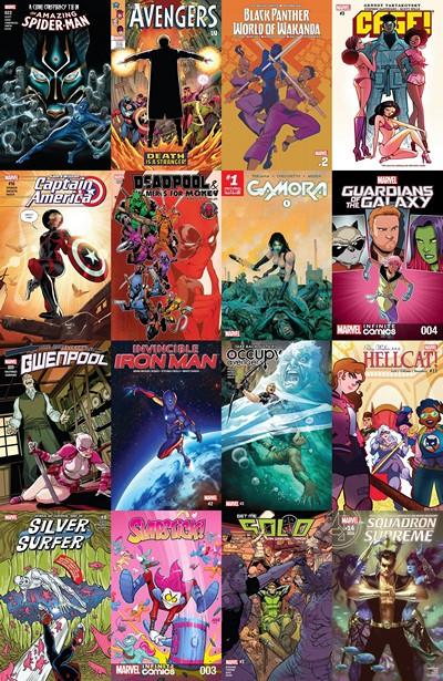 2016.12.21 Marvel Week+