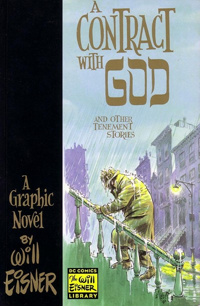 A Contract With God – Will Eisner (1978)