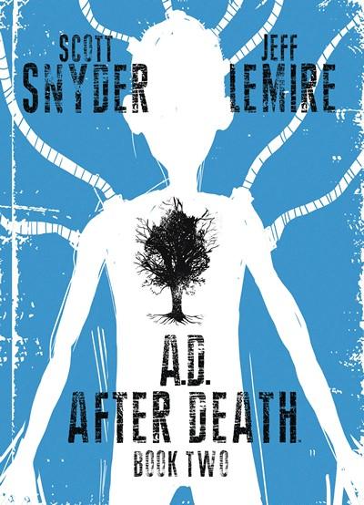 A.D. – After Death Book #2 (2016)