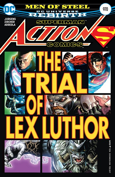 Action Comics #970 (2016)