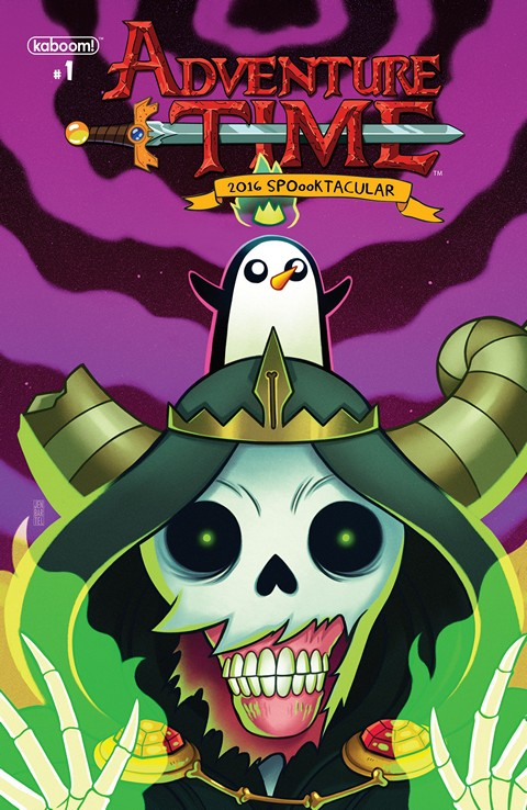 Adventure Time 2016 Spoooktacular (2016)