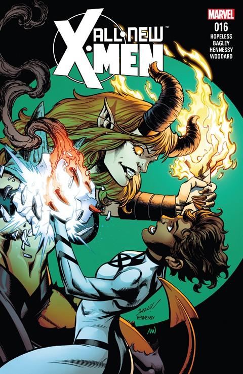All-New X-Men #16 (2016)