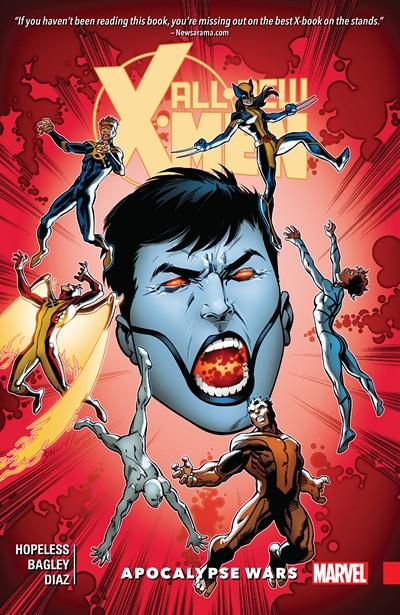 All-New X-Men – Inevitable Vol. 2 – Apocalypse Wars (2016)