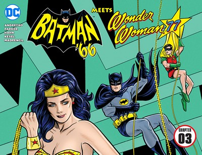 Batman '66 Meets Wonder Woman '77 #3 (2016)